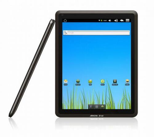 Zeltverkauf Media Markt Heilbronn / Arnova Tablet 179,-