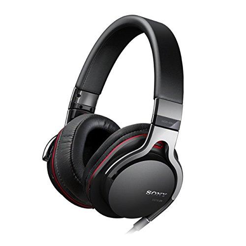 [Amazon WHD] Sony MDR-1RNC Noise Cancelling-Kopfhörer mit Mikrofonkabel für Apple iPod/iPhone/iPad schwarz