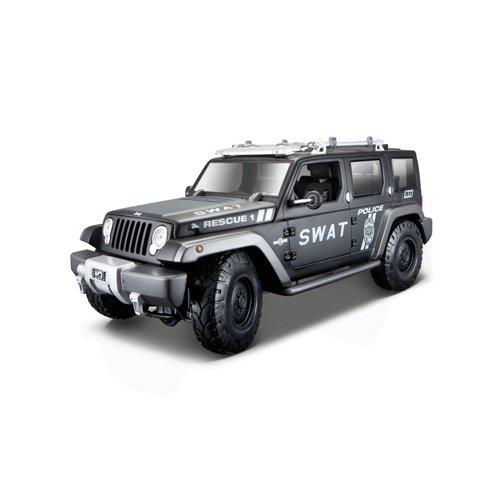 Maisto 536211 - 1:18 Jeep Rescue Police für 19,95€ Amazon Prime
