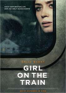 """Kino-Preview 25.10.2016 """"Girl on the train"""""""