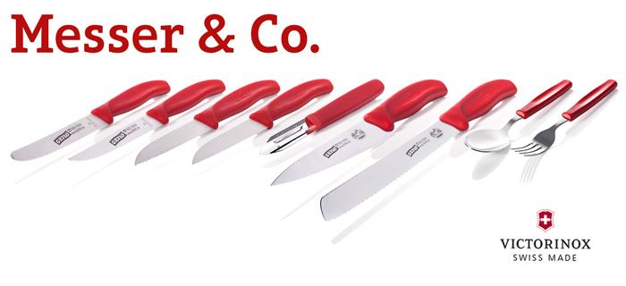 Victorinox: 4x Gemüsemesser + 1x Tomatenmesser für 10,88 € + 90g Gewürzpfeffer bei GEFRO (oder andere Kombis)