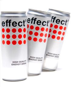 6x 0,33l Effect Energy Dosen für 2,99€ (0,50€/Dose) und Butan Gaskartusche 227g für 0,99€ [Jawoll]