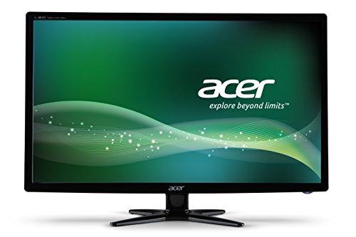 Acer G246HLBbid 61 cm (24 Zoll) TFT-Monitor (VGA, DVI, HDMI, 2 ms Reaktionszeit) für 111€ [Amazon Angebote des Tages]