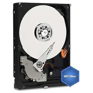 WD Blue 4 TB Interne Festplatte für 71.65€ [Amazon.co.uk]