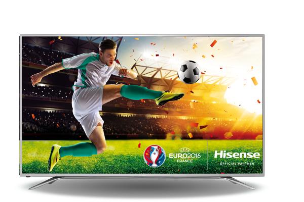 """Hisense H65M5500 für 989,10€ + 54,95€ in Superpunkten bei Rakuten - 65"""" UHD TV mit WLAN, Triple Tuner, DVB-T2 HD"""