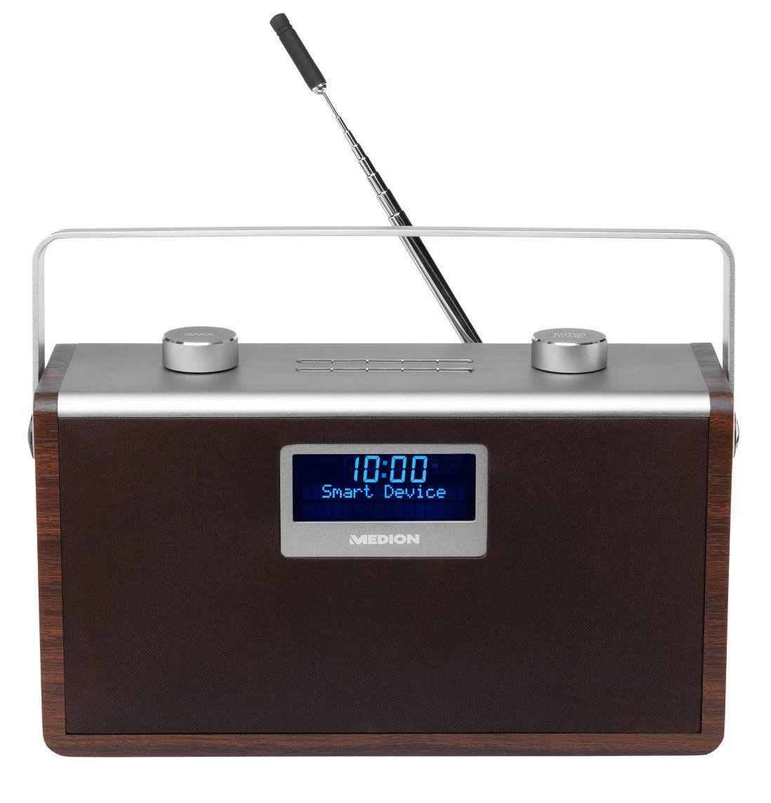 eBay - MEDION LIFE P66073 MD 80027 DAB+ Radio mit Bluetooth-Funktion 2 x 15 Watt RMS