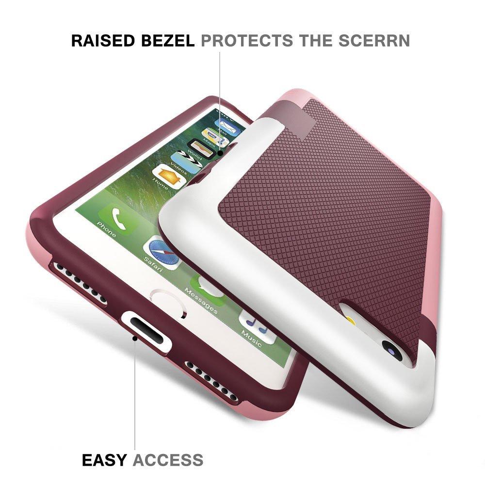 iPhone 7 stoßfeste Schutzhülle für 4,99€