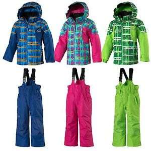 Kinder Schneeanzüge von McKinley in Größe 86 bis 140 für 50 statt 70 € [Ebay Wow]