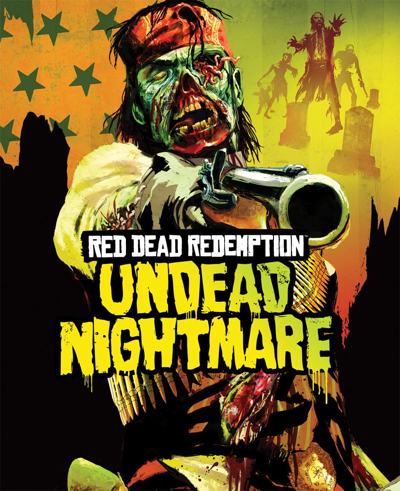 Undead Nightmare Pack - Red Dead Redemption Addon [Xbox 360] für 4,74 € @ M$ Marketplace