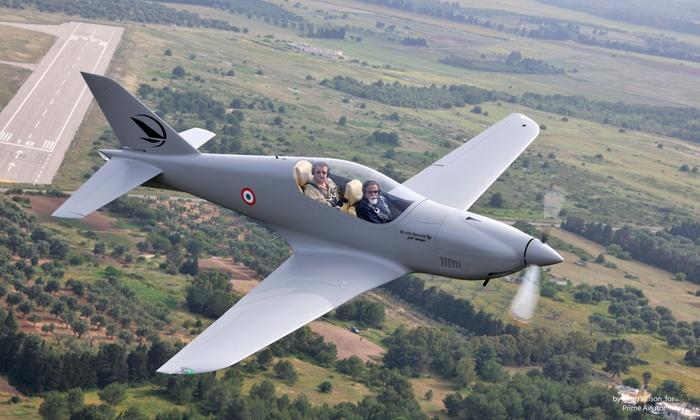 Kampfflugzeug-Erlebnis / Selber Fliegen