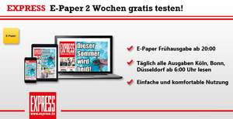 (magclub.de) 2 Wochen Express Digital Gratis. Kündigung Notwendig