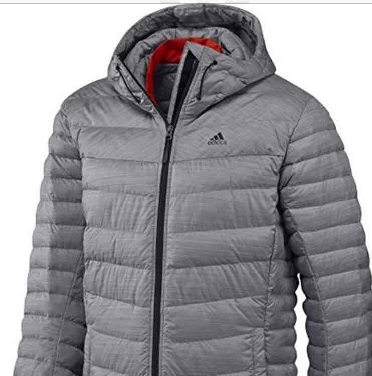 Adidas Herren Climaheat Daunenjacke Frost