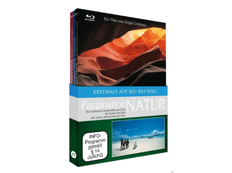 Faszination Natur: Trilogie - (Blu-ray) für 5,49€ (Saturn)