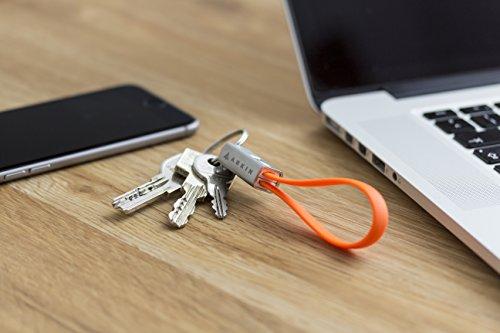 [Amazon.de] - 30% Rabatt auf 3x Mini-Ladekabel für Schlüsselbund - ARKIN ChargeLoop