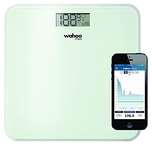 [Amazon.de] Wahoo Fitness Balance kabellose intelligente Waage für iPhone und iPad für 12,85€