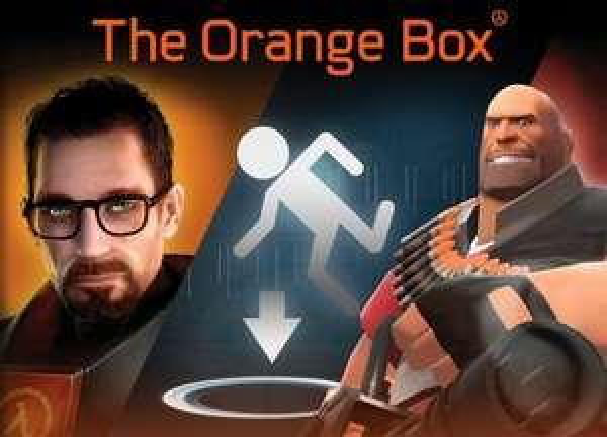 Half Life Orange Box (PC) (STEAM) - green man gaming