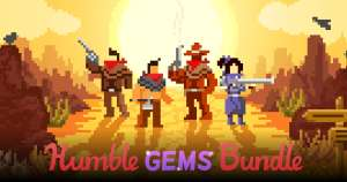[Steam] Humble Gems Bundle