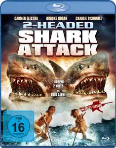 Amazon Prime: 2-Headed Shark Attack - Uncut Version [Blu-ray] - Nur 2,99 €