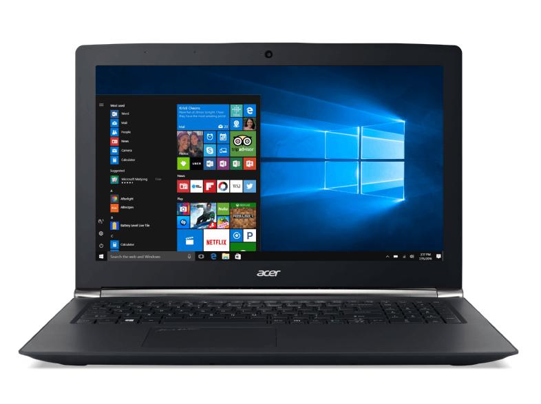 Acer Aspire V15 Black Edition (15,6 Zoll Notebook mit Nvidia GeForce 960M, Intel i7, 16GB RAM, 256MB SSD und 1TB HDD) mit 200€ Direktabzug bei Saturn.de