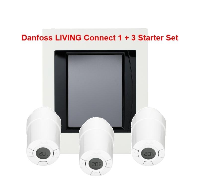 [meinBad] Diverse Danfoss-Produkte sehr günstig, z.B. das Starterset zur Heizungssteuerung 20% (65 Euro!) unter PVG!