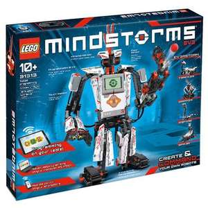 LEGO® Mindstorms 31313 LEGO® MINDSTORMS® EV3 für 248,82 EUR und LEGO 60097 City Town Square? für 103,88 EUR bei [Amazon.co.uk]