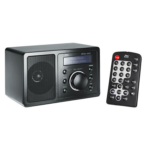 dnt IPdio Mini - WLAN Internetradio (Plus.de)