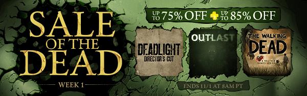 "[PSN CA] ""Sale of the Dead"""