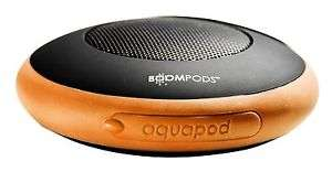 Boompods Aquapod – Bluetooth Lautsprecher in orange für 29,99€