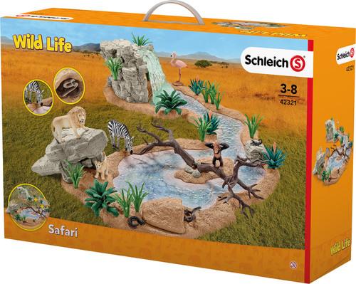 Schleich 42321 Wild Life Große Wasserstelle