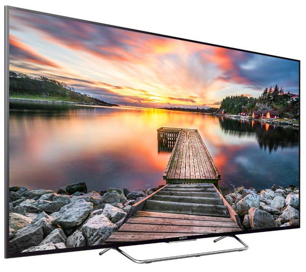 Sony KDL-50W805C (50 FHD Edge-lit, 800Hz [100Hz nativ] mit Motionflow XR, 3D aktiv, Triple Tuner, 4x HDMI, 3x USB mit USB-Recording, LAN + Wlan + BT + NFC, CI+, Smart TV mit Android OS, EEK A+) für 568€ [Amazon]