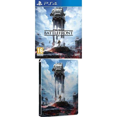 STAR WARS Battlefront Steelbook PS4 (Amazon.co.uk)
