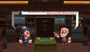 Oh...Sir! The Insult Simulator - Humble Store