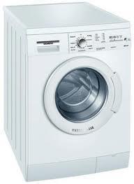 Mediamarkt  SIEMENS WM 14 E 324 weiß Waschmaschine fuer 399 - liefern, aufstellen und anschliessen