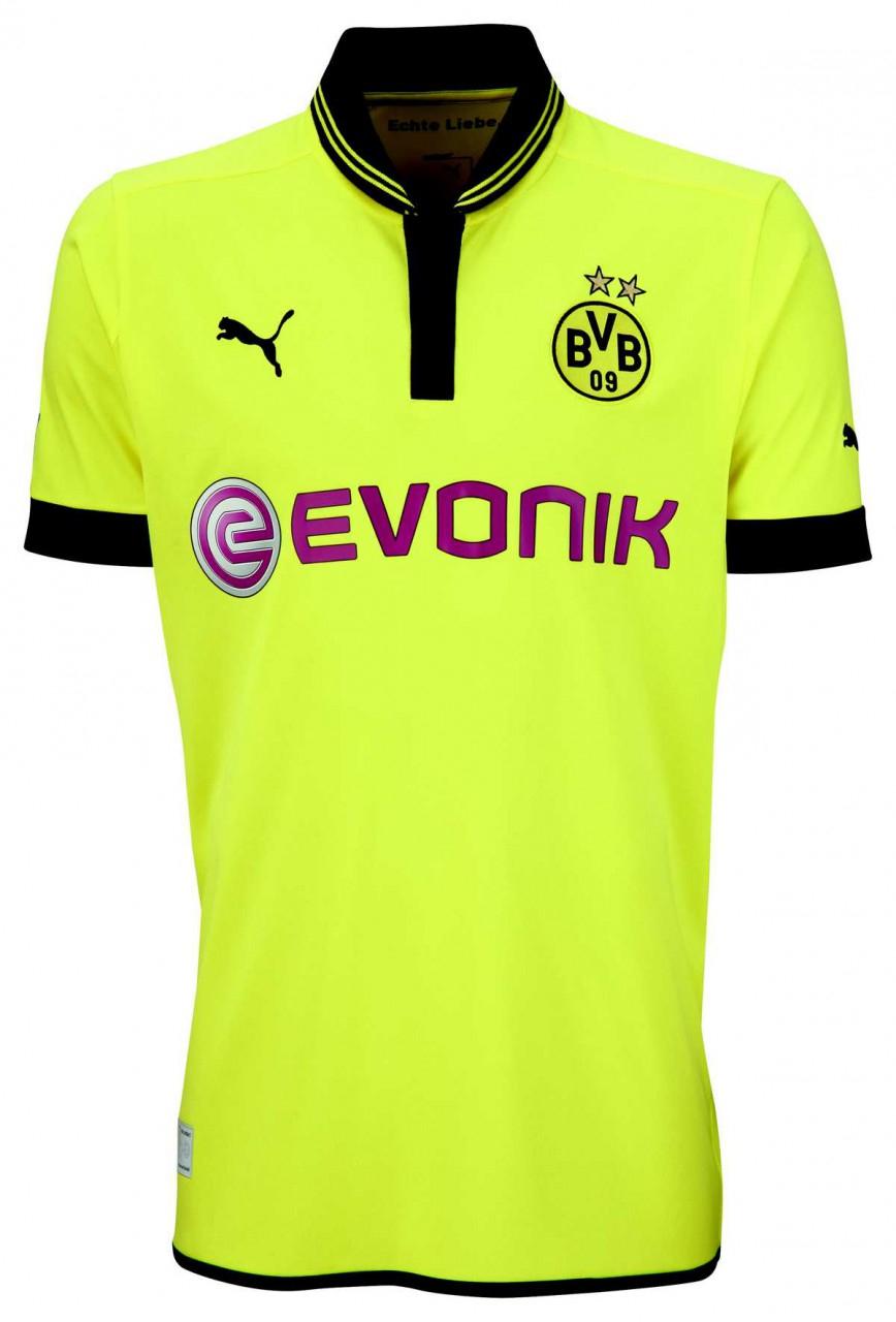 Puma BVB Home Shirt Replica Trikot Herren für 19,95€ (XL, 2XL, 3XL)