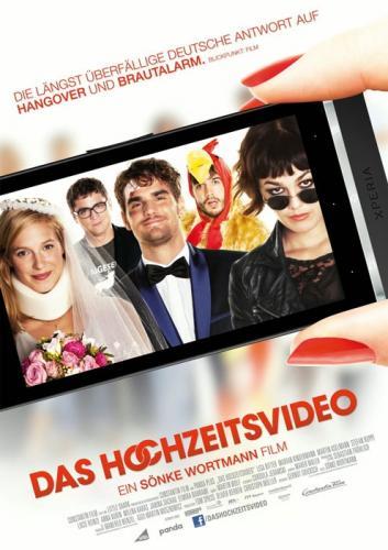"""Fast kostenlos ins Kino zu """"Das Hochzeitsvideo"""""""