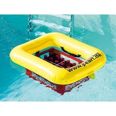 Getränkekasten-Schwimmring für schmale 4,49 € inkl. Versand