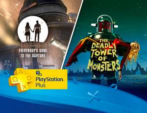 Playstation Plus Spiele im November