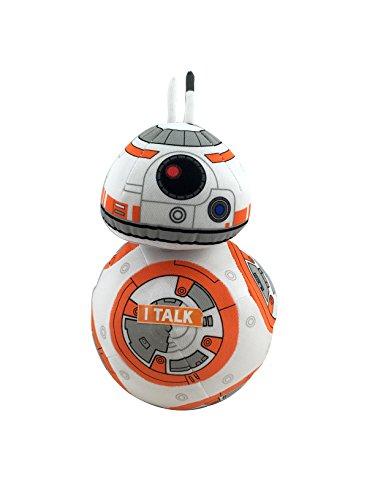 Jetzt leider 14,57€: Star Wars Medium Plüschfigur mit Sound BB-8 für 8,33€ bei [Amazon Prime] statt ca. 26€