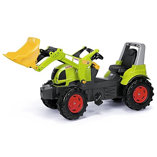 Rolly Toys - Trettraktor Claas Arion 640 mit rollyTrac Lader , 120,-- € @ toysrus.de