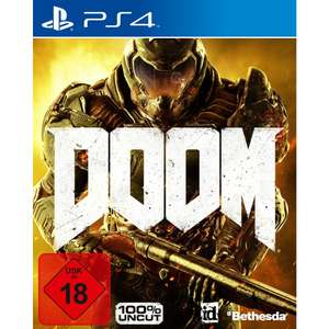 [Müller] Doom für Playstation 4