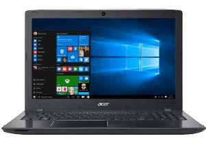 "ACER Aspire E 15 - i3-6100U, GeForce 940MX, 256GB SSD, 8GB DDR4, 15,6"" Full-HD matt, Windows 10 - 499€ @ MediaMarkt"