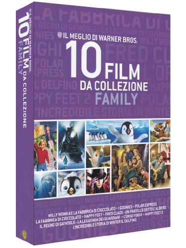 (Amazon.it) 10 Familienfilme auf Blu-ray für 18,17€