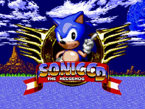 Sonic: CD für iOS kostenlos [iTunes + Android]