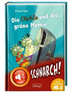 Kinderbücher im Sale bei [Thalia] + 17% Gutschein, z.B. Sound-Buch von den Olchis für 3,31€ statt ca. 15€