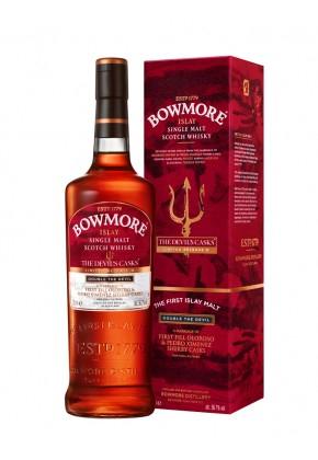 Bowmore The Devil's Casks No.3  - 0,7 Liter  - 56,7%