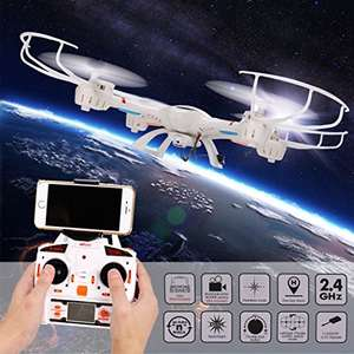 (Amazon.fr) Quadrocopter MJX400 WiFi Drohne mit Kamera für 59,99 Euro statt 79,-