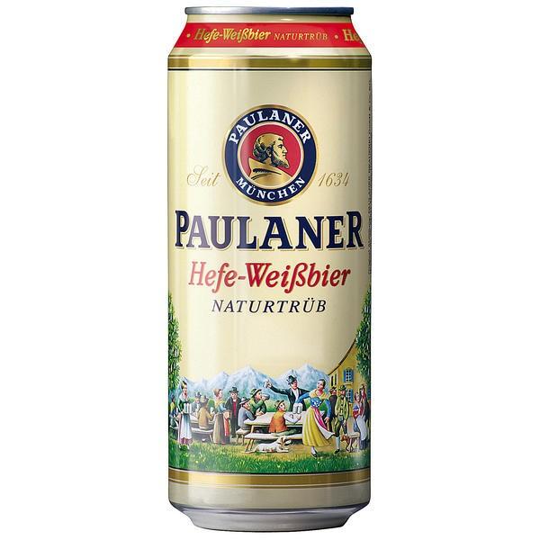 Funfass - Paulaner Hefe 24 x 0,5 L 4 € günstiger!!!