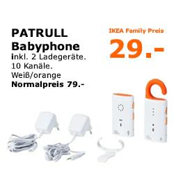 Lokal - Babyphone Ikea Bielefeld 29€ mit Familykarte