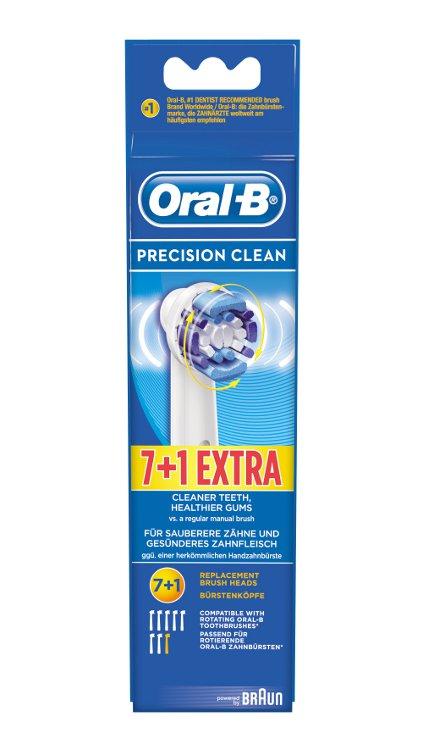 [Kaufland] 8x Oral-B Precision Clean Aufsteckbürsten für 16,99€