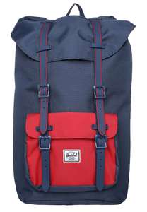 Herschel Little America Backpack navy/red insert für 65,95€ statt 100€ bei Zalando